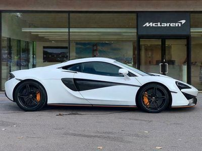 used McLaren 570S Coupe V8 SSG