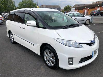 used Toyota Estima Hybrid PETROL ELECTRIC 2.4CC