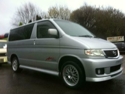 used Mazda Bongo 2.0 AUTO 8 SEATER CAMPER DAY VAN - 34,000 MILES Topgrade IMPORT 4-Door