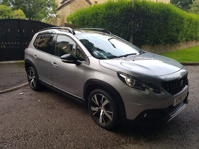used Peugeot 2008 1.6 BlueHDi GT Line 5dr