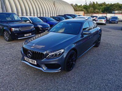 used Mercedes C250 C Class4Matic AMG Line Premium 4dr Auto