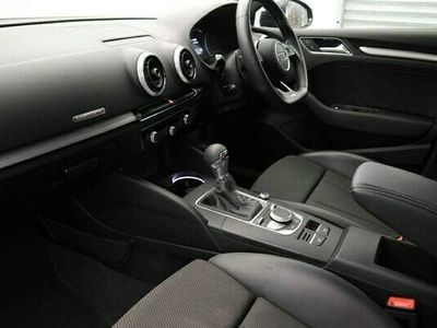 used Audi A3 Sportback 2.0 TFSI Quattro Black Edition 5dr S Tronic Auto special editions