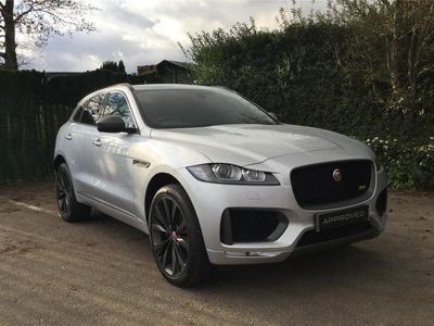 used Jaguar F-Pace Estate Special Editions 2.0 [300] 300 Sport 5dr Auto AWD