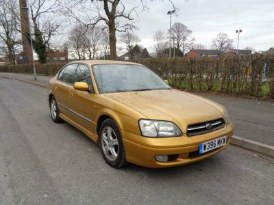 used Subaru Legacy 2.5 GX 4dr Auto