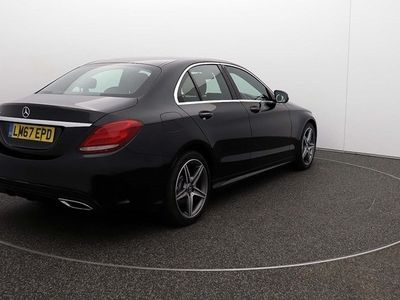used Mercedes C220 C ClassD AMG LINE 2.2 4dr