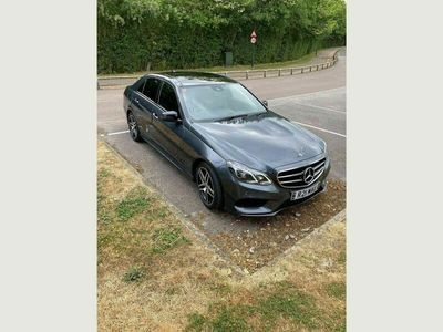 used Mercedes E220 E Class 2.1CDI BlueTEC AMG Night Edition (Premium) 7G-Tronic Plus 4dr