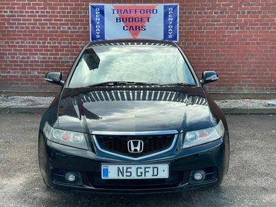 used Honda Accord Saloon 2.2 i-CTDi Sport 4d
