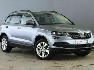 used Skoda Karoq 1.0 TSI SE Technology 5dr