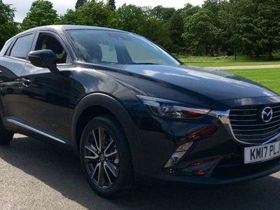 used Mazda CX-3 1.5d Sport Nav 5dr