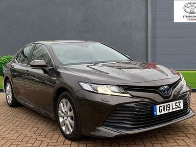 used Toyota Camry 2.5 VVT-h Excel CVT (s/s) 4dr