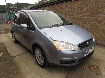 used Ford C-MAX 2.0 Ghia 5dr
