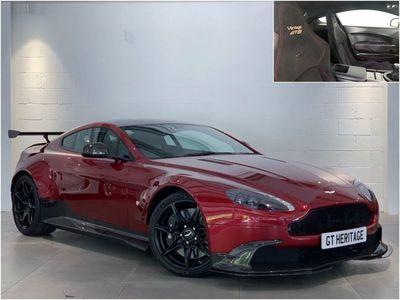 used Aston Martin Vantage GT8 [Titanium][Carbon Exposed] 4.7 2dr