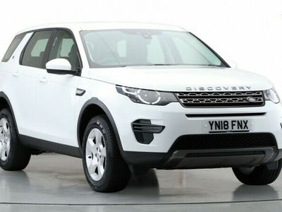 used Land Rover Discovery Sport 2.0 eD4 SE 5dr 2WD [5 seat]
