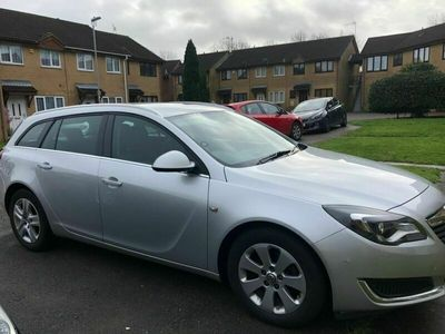 used Vauxhall Insignia 1.6 CDTi ecoFLEX Design Sport Tourer (s/s) 5dr