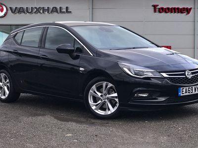 used Vauxhall Astra NewSRI CDTI S/S