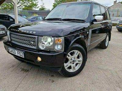 used Land Rover Range Rover Estate 3.0 Td6 VOGUE 4d Auto