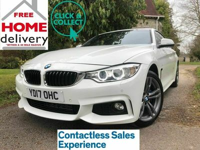 used BMW 420 Gran Coupé 4 Series Gran Coupe 2.0 d M Sport xDrive (s/s) 5dr