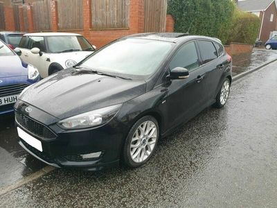 used Ford Focus 1.5 TDCi ST-Line (s/s) 5dr