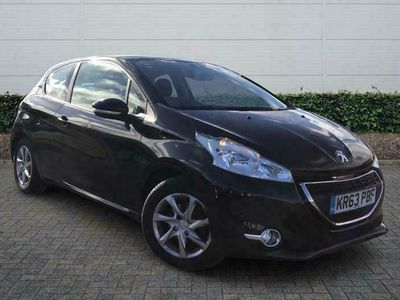 used Peugeot 208 1.4TD Active 1.4HDi (70bhp) FAP 3d