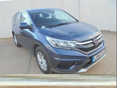 used Honda CR-V 1.6 i-DTEC S 5dr 2WD Bluetooth