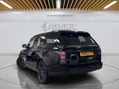 used Land Rover Range Rover Estate 4.4 SDV8 Autobiography 4d Auto
