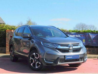 used Honda CR-V 1.5 VTEC Turbo SR 4WD (s/s) 5dr (7 seat)