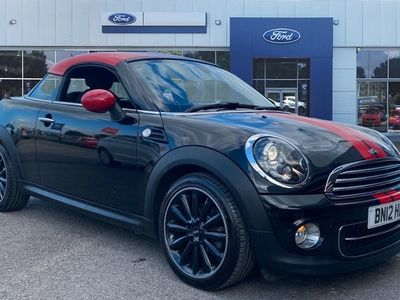 used Mini Cooper Coupé Coupe 1.6 3dr Petrol