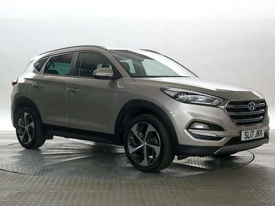 used Hyundai Tucson 1.7 CRDi Blue Drive Sport Edition 5dr