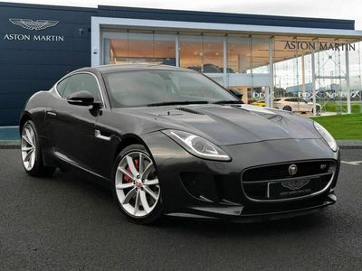 used Jaguar F-Type 3.0 Supercharged V6 S 2dr Auto