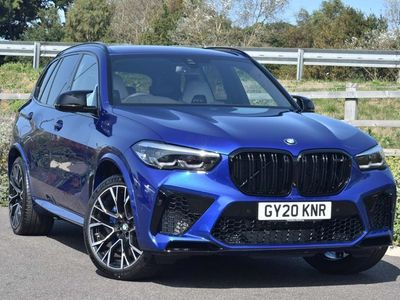 used BMW X5 M Competition