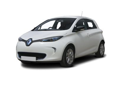used Renault Zoe E (110ps) i S Edition Nav (R110)(ZE40) Hatchback