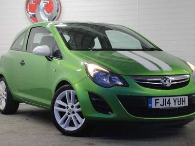 used Vauxhall Corsa Corsa1.2 Sting 3dr [AC] Hatchback Manual