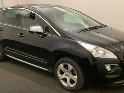used Peugeot 3008 PETROL MANUAL HATCHBACK 5 DOORS
