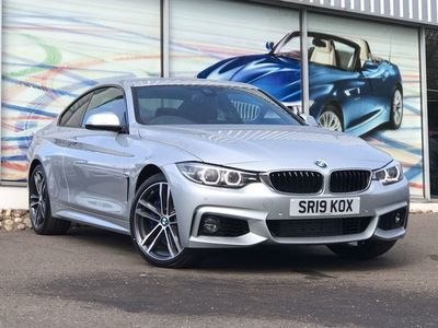 used BMW 435 4 Series d xDrive M Sport Coupe