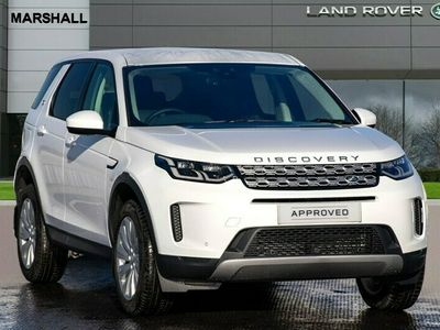 used Land Rover Discovery Sport 2.0 D150 SE 5dr Auto Station Wagon 2020