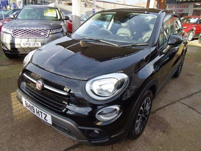 used Fiat 500X 1.0 FireFly Turbo MultiAir City Cross (s/s) 5dr