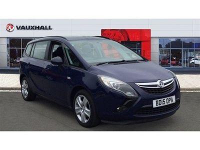 used Vauxhall Zafira 2.0 CDTi Exclusiv 5dr