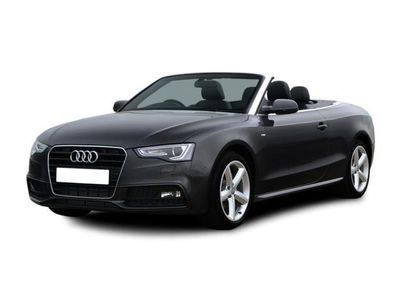 used Audi A5 Cabriolet 2.0 TDI 190 S Line Special Edition Plus 2dr