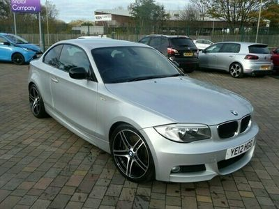 used BMW 123 1-Series Coupe d Sport Plus Edition 2d