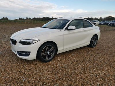 used BMW 218 2 Series d [150] Sport 2dr