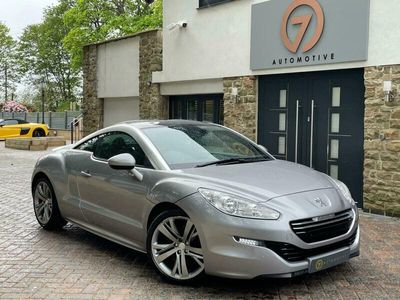 used Peugeot RCZ Coupe 2.0 HDi GT (01/13-) 2d
