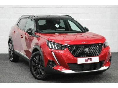used Peugeot 2008 1.2 PureTech GT SUV 5dr Petrol EAT (s/s) (155 ps)