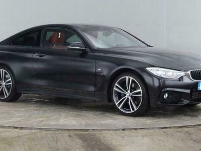 used BMW 420 d xDrive M Sport Coupe