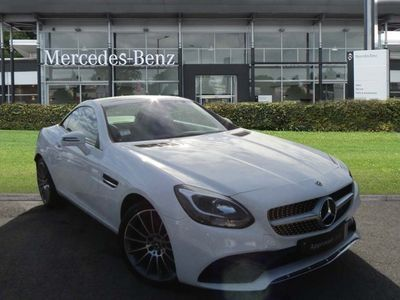 used Mercedes 180 SLCAMG LINE