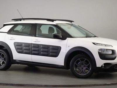 used Citroën C4 Cactus 1.2 PureTech Feel (s/s) 5dr hatchback