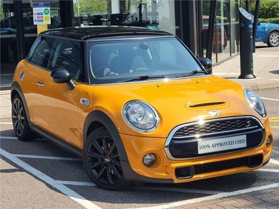 used Mini Cooper S HATCHBACK 2016 Portsmouth