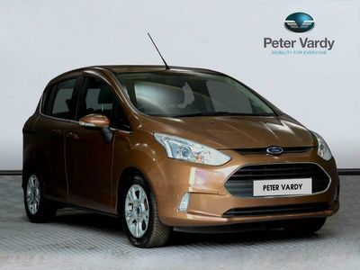 used Ford B-MAX 1.4 Zetec 5dr