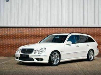 used Mercedes E55 AMG E ClassAMG ESTATE 5.5