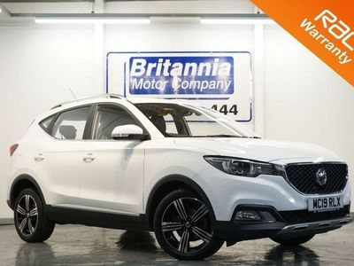 used MG ZS 1.0 EXCLUSIVE AUTOMATIC 110 BHP 1 PRIVATE OWNER / ONLY 11,000 MILES 5dr