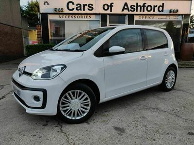 used VW up! UP! 1.0 MoveASG (s/s) 5dr